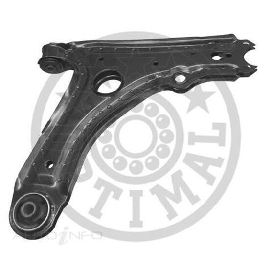 VW GOLF II 83-92 LOWER CONTROL ARM ONLY (NO BALL JOINT), , scaau_hi-res