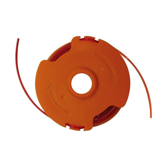 WORX REPLACEMENT GRASS TRIMMER SPOOL AND LINE TO SUIT WG118E, , scaau_hi-res