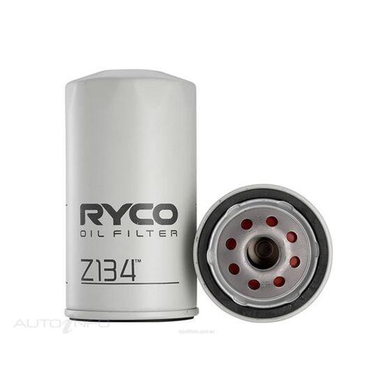 RYCO OIL FILTER - Z134, , scaau_hi-res