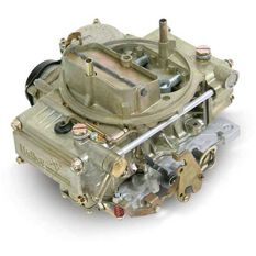465 CFM 4-BARREL CARBURETTOR VACUUM SEC.  HOT AIR CHOKE
