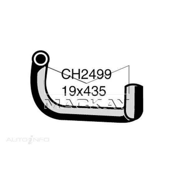 Heater Hose  - HOLDEN BARINA SB - 1.2L I4  PETROL - Manual & Auto, , scaau_hi-res