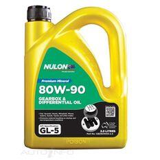 NULON 2.5LT 80W/90 GEAR OIL, , scaau_hi-res