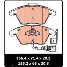 DB1849R AUDI A3 03/2003 FRONT, , scaau_hi-res