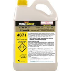 Concrete Remover Bulk - 5L Bottle