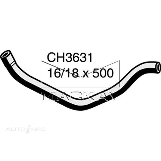 Heater Hose  - TOYOTA LANDCRUISER HDJ79R - 4.2L I6 Turbo DIESEL - Manual & Auto, , scaau_hi-res