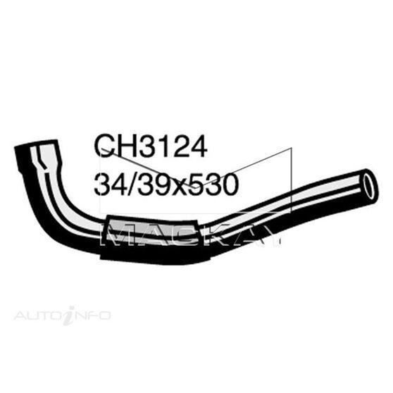 Radiator Lower Hose  - NISSAN SKYLINE R33 - 2.5L I6  PETROL - Manual & Auto, , scaau_hi-res
