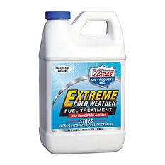 FUEL ADDITIVE, EXTREME COLD WEATHER 1.89LT