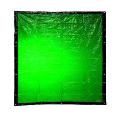 BOSSSAFE 1.8M X 5.5M GREEN WELDING CURTAIN