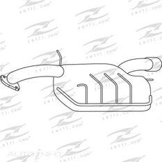 GM CAPTIVA 3.2L V6 11/06-ON R/M LHS, , scaau_hi-res