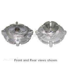 FAN CLUTCH TOYOTA - CRESSIDA CROWN 2.6 2.8 3.0L, , scaau_hi-res