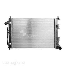 RADIATOR ASSY RAD PA AT I30 GD 1.6L PET  550/397/16