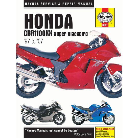 HONDA CBR1100XX SUPER BLACKBIRD 1997 -2007, , scaau_hi-res