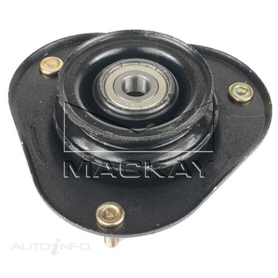 Strut Mount Front - TOYOTA COROLLA AE101R - 1.6L I4  PETROL - Manual & Auto Includes Internal Bearing, , scaau_hi-res