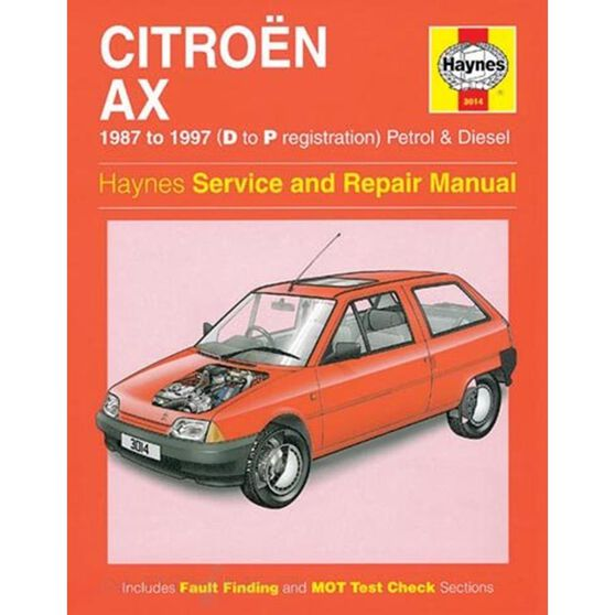 CITRON AX PETROL & DIESEL (1987 - 1997), , scaau_hi-res