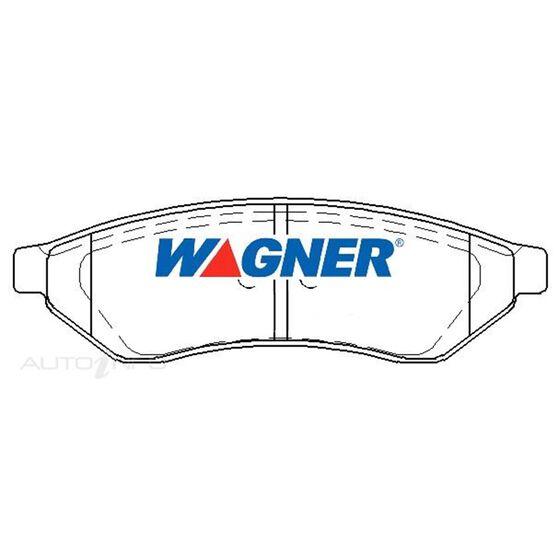 Wagner Brake pad [ Chev/Daewoo/Holden & Suzuki 2004-2014 R ], , scaau_hi-res