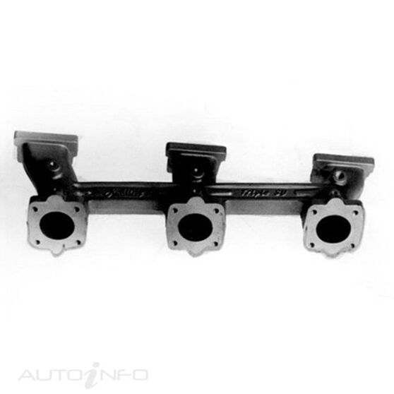 MANIFOLD 3 X SU SUIT HOLDEN 6CYL, , scaau_hi-res