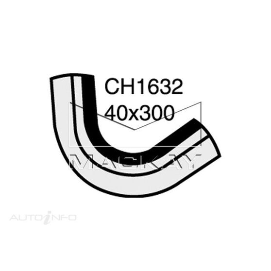 Bottom Hose MITSUBISHI Canter F FM 515 FR - JR - MR - FS - JS - MS - Turbo  Radiator to Pipe*, , scaau_hi-res