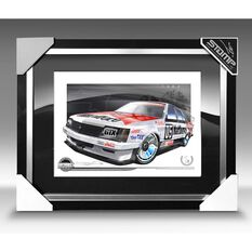A3 SIZE - 1982 HOLDEN VH COMMODORE HDT PETER BROCK / LARRY PERKINS (B020), , scaau_hi-res