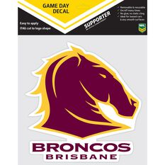 BRONCOS ITAG GAME DAY DECAL