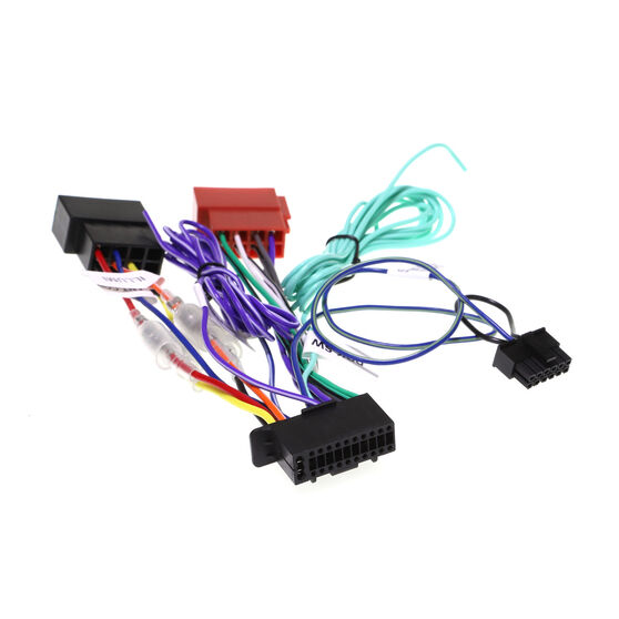 KENWOOD 22 PIN ISO & PATCHLEAD, , scaau_hi-res