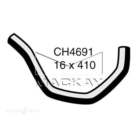 Heater Hose  - KIA RIO BC - 1.5L I4  PETROL - Manual & Auto, , scaau_hi-res