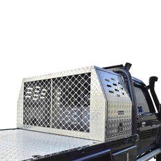 SDB1800 Aluminium Dog Box