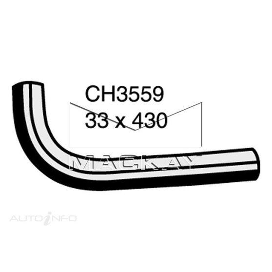 Radiator Upper Hose  - TOYOTA CRESSIDA MX83R - 3.0L I6  PETROL - Manual & Auto, , scaau_hi-res