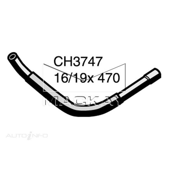 Heater Hose  - NISSAN NAVARA D22 - 3.0L I4 Turbo DIESEL - Manual & Auto, , scaau_hi-res