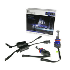 H9 LED HEADLIGHT GLOBE 5700 KELVIN, , scaau_hi-res