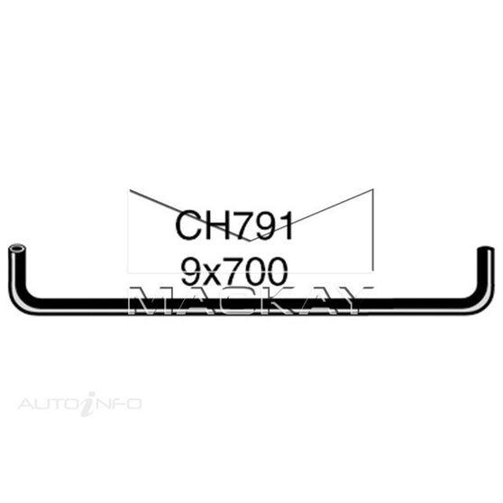 Crankcase Ventilation Hose (PCV) - HOLDEN TORANA LH - 3.3L I6  PETROL - Manual & Auto, , scaau_hi-res