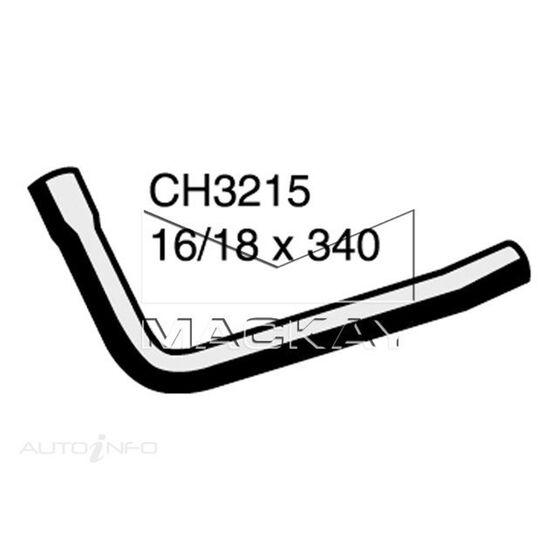 Heater Hose  - TOYOTA LANDCRUISER HDJ100R - 4.2L I6 Turbo DIESEL - Manual & Auto, , scaau_hi-res