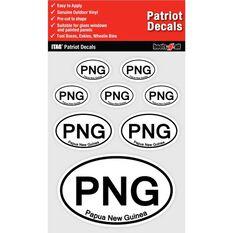 ITAG PATRIOT DECALS SHEET - PAPUA NEW GUINEA, , scaau_hi-res