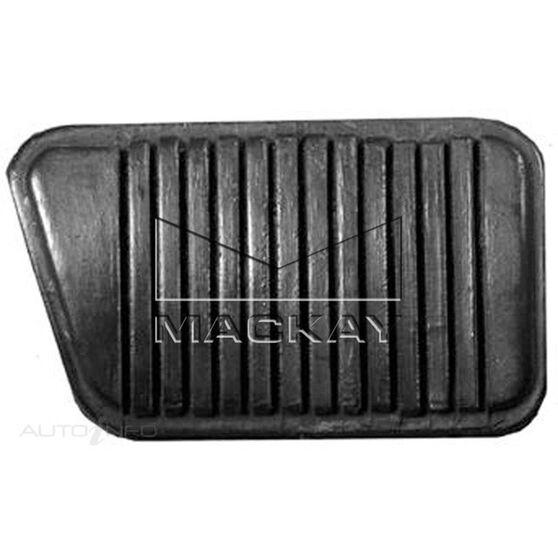 Clutch Pedal Pad  - FORD FALCON AU1 - 4.0L I6  PETROL - Manual & Auto, , scaau_hi-res