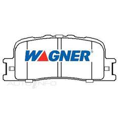 Wagner Brake pad [ Chery/Lexus & Toyota 2001-2014 R ]
