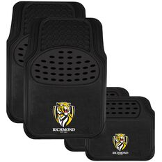 AFL CAR MATS SET OF 4 RICHMOND, , scaau_hi-res