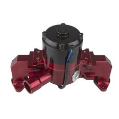 PROFLO EXTREME BBC - RED BILLET ELECTRIC WATER PUMP, , scaau_hi-res