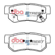 DBA SS STREET SERIES BRAKE PADS [ Hyundai/Kia & Ssangyong 1999-2014 R ], , scaau_hi-res