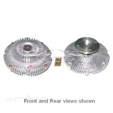 FAN CLUTCH TOYOTA LANDCRUISER - HJ40 60 70 SERIES BJ70 SERIES, , scaau_hi-res