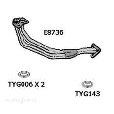 BE4059-TY L/CRUISER FJ75 E/PIPE 3F PET.