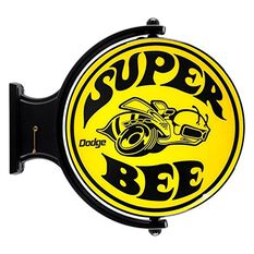 DODGE SUPER BEE REVOLVING WALL LIGHT, , scaau_hi-res
