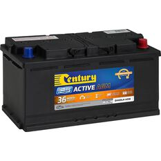 DIN85LH AGM CENTURY ISS BATTERY, , scaau_hi-res