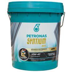 SYNTIUM 800 10W40 18 LITRE ENGINE OIL PLASTIC BOTTLE, , scaau_hi-res