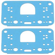 HOLLEY BLUE NON STICK METERING GASKET SUIT 3 CIRCUIT 4500