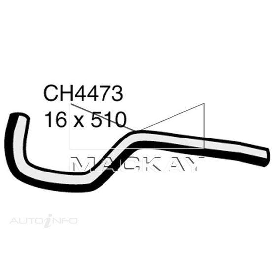 Heater Hose  - TOYOTA AURION GSV40R - 3.5L V6  PETROL - Manual & Auto, , scaau_hi-res