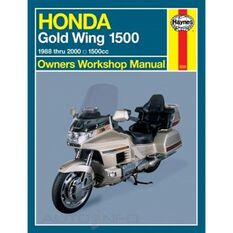 HONDA GOLD WING 1500 (USA) 1988 - 2000, , scaau_hi-res