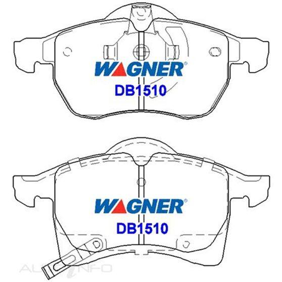 Wagner Brake pad [ Holden Astra & Zafira 1998-2006 F ], , scaau_hi-res