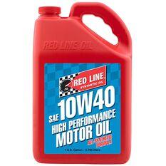 REDLINE MOTOR OIL  10W40 GALLON, , scaau_hi-res
