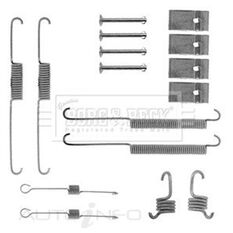 FORD FITTING KIT - SHOES, , scaau_hi-res