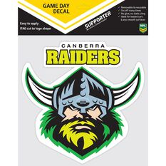 RAIDERS ITAG GAME DAY DECAL, , scaau_hi-res