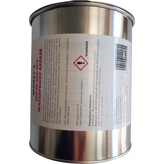 2.5KG SUPER RED EP-MP2 GREASE, , scaau_hi-res